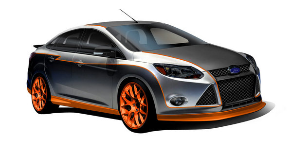 Ford Focus by Capaldi Racing
