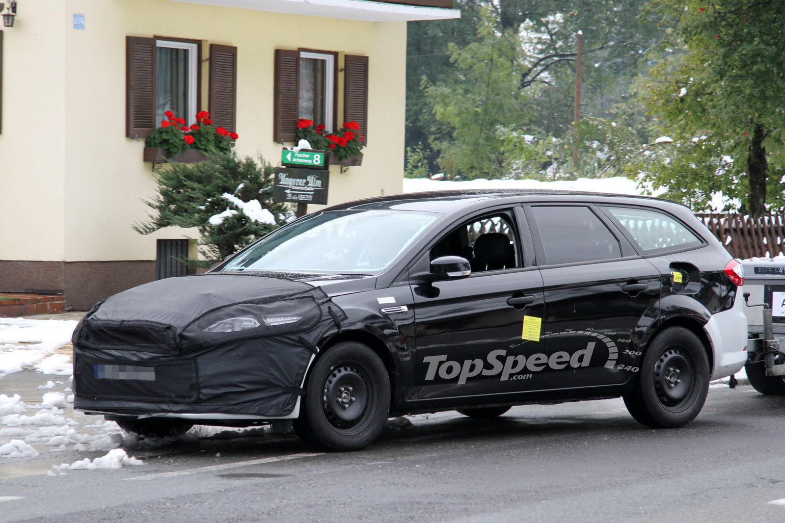 2014 ford mondeo wagon picture 419485 car review top speed. Black Bedroom Furniture Sets. Home Design Ideas