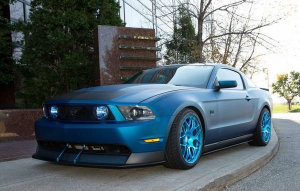 Ford Mustang Bosch Iridium Edition RTR