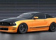 Ford Mustang by MRT Performance