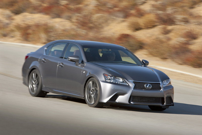 lexus gs reviews specs prices photos and videos top speed. Black Bedroom Furniture Sets. Home Design Ideas