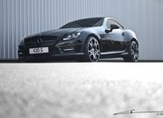 Mercedes Benz SLK 200 Blue Efficiency by Project Kahn