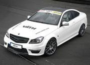 Mercedes C63 AMG Coupe by VATH