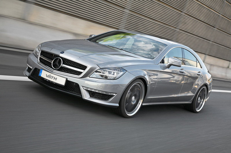 2012 Mercedes CLS 63 AMG by Vath