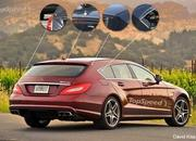 2013 Mercedes CLS 63 AMG Shooting Brake - image 420744