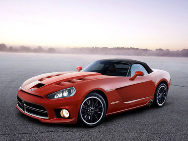 new dodge viper to be revealed next month picture