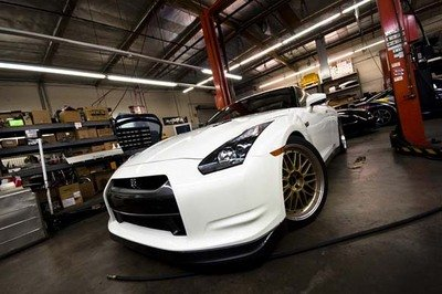 2011 Nissan GT-R by SP Engineering Exterior - image 419155