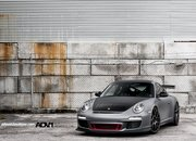 Porsche 997 GT3 RS by ADV.1 Wheels