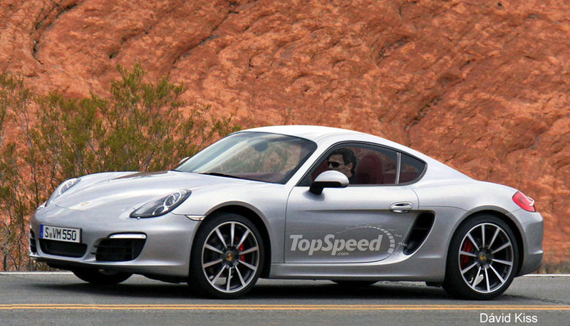 2013 Porsche Cayman wallpaper image