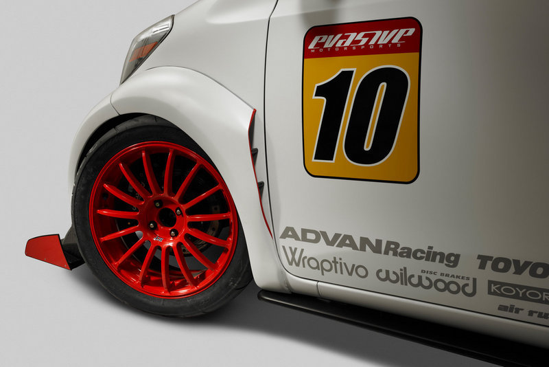 2011 Scion iQ-RS by Michael Chang