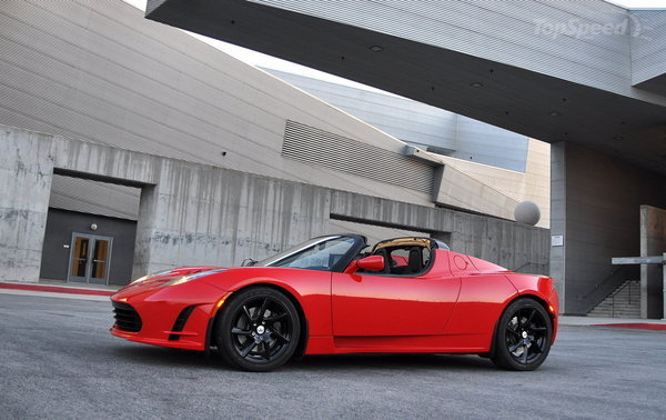 Tesla Ditches Lotus Will Make Its Own Roadster In 2014