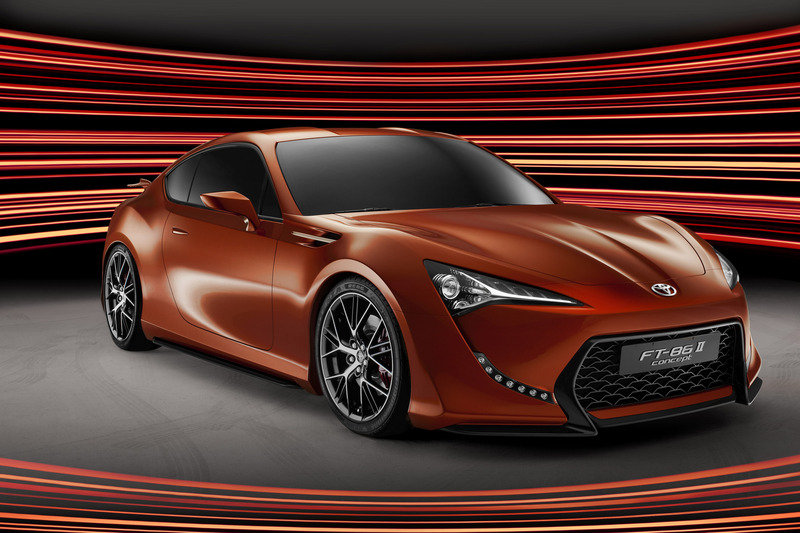 Toyota FT-86 and Subaru BRZ confirmed for Tokyo debut