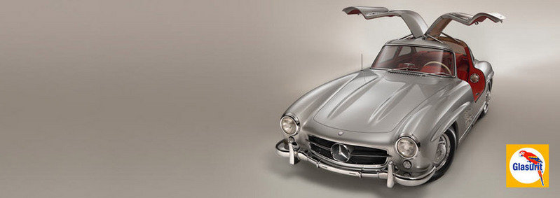 1957 Mercedes 300 SL Gullwing by Foose Design
