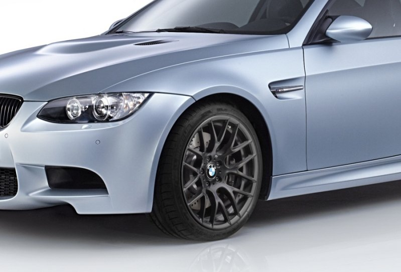 "2011 BMW M3 ""Frozen Silver"" Competition Edition Exterior - image 423937"