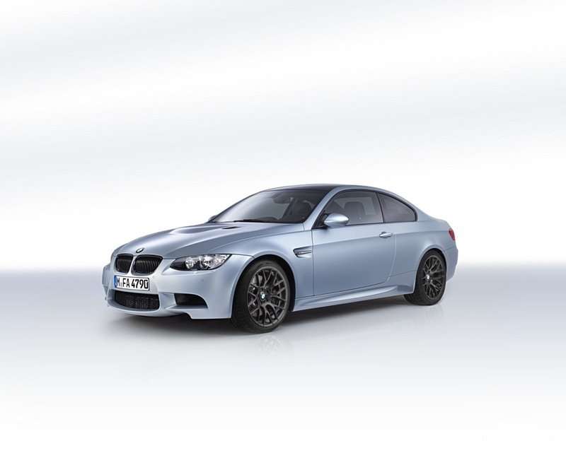 "2011 BMW M3 ""Frozen Silver"" Competition Edition"