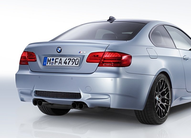 "2011 BMW M3 ""Frozen Silver"" Competition Edition Exterior - image 423941"