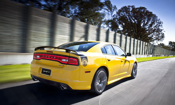 2012 Dodge Charger Super Bee SRT8