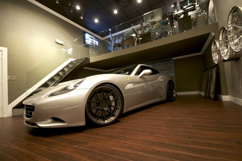 "2011 Ferrari California ""Surfista Silver Star"" by DMC"