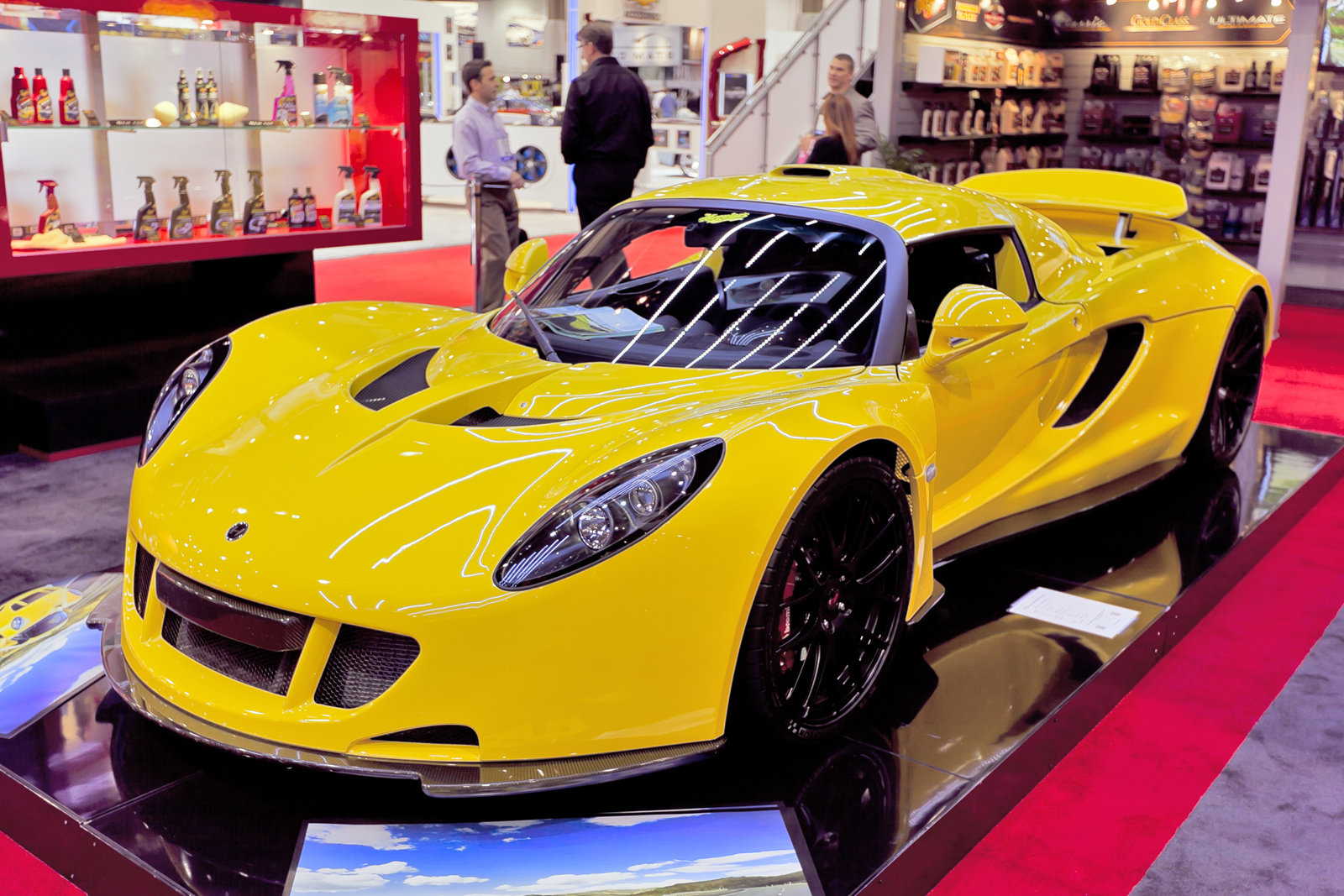 2011 Hennessey Venom Gt Review Gallery Top Speed