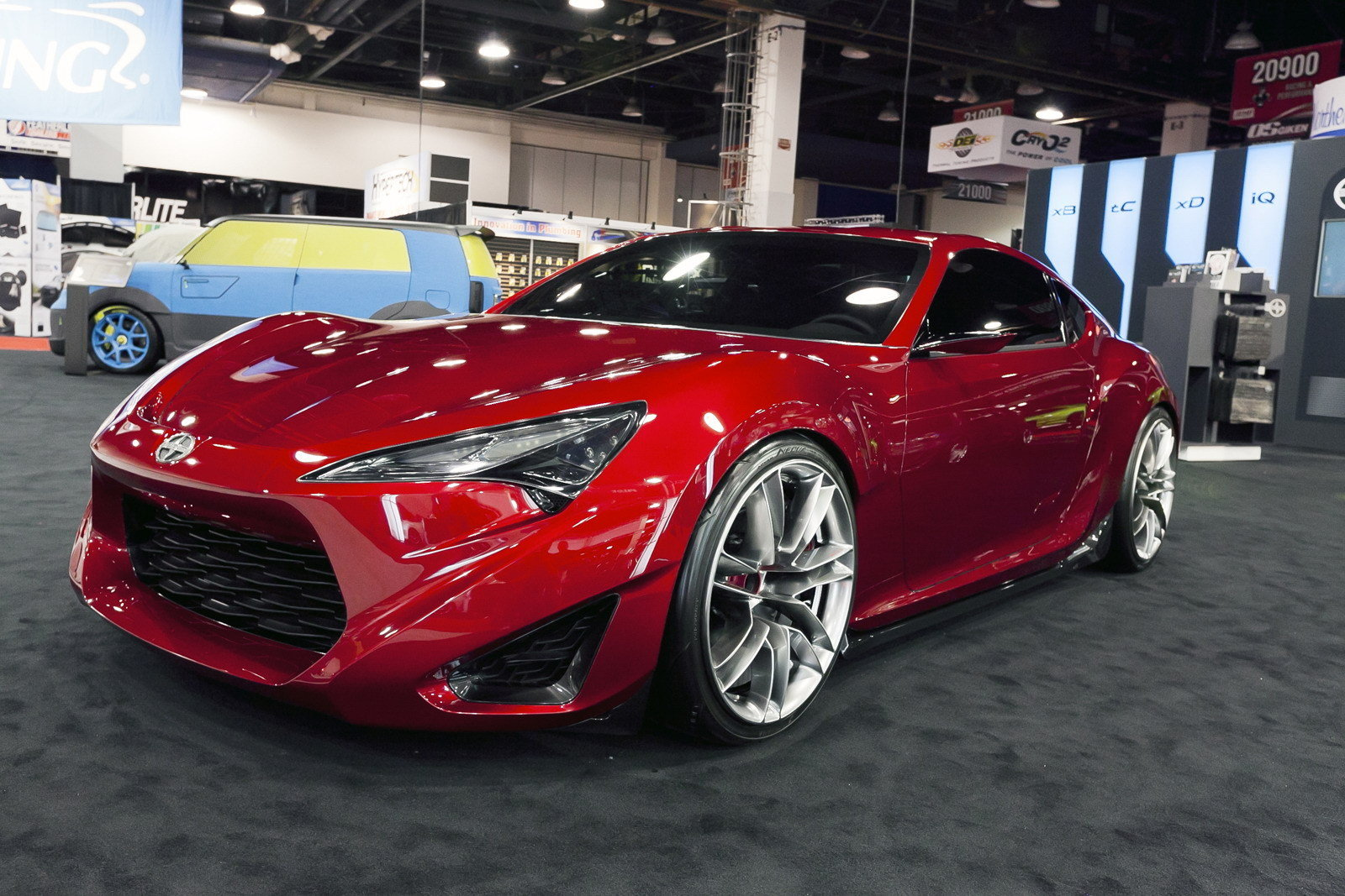 2011 Scion Fr S Concept Review Top Speed