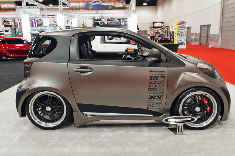 2011 Scion iQ-RX by Jon Sibal