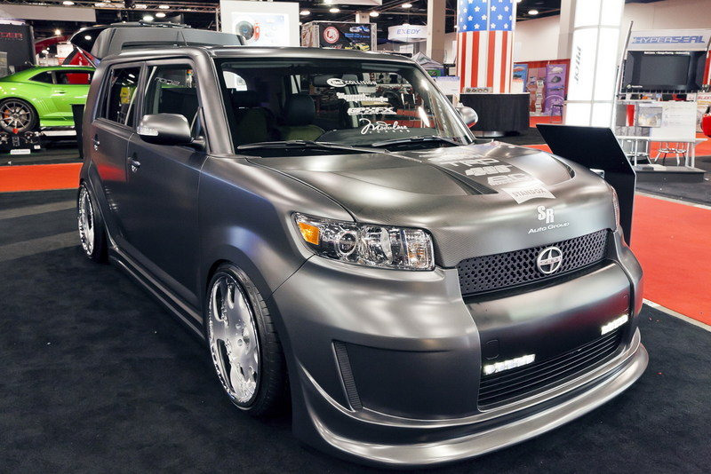 "2011 Scion xB ""Project Anarchy"" by SR Auto Group"