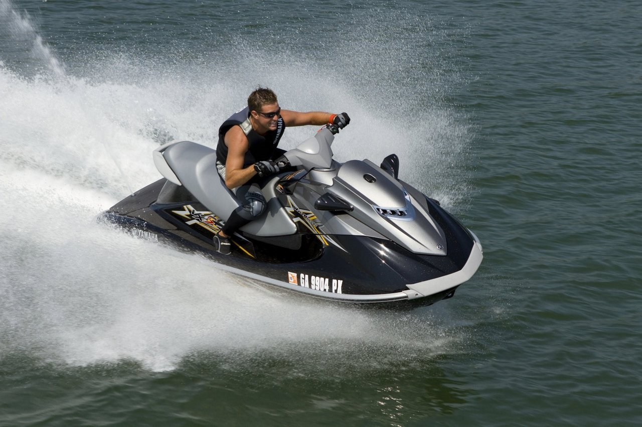 waverunner top speed