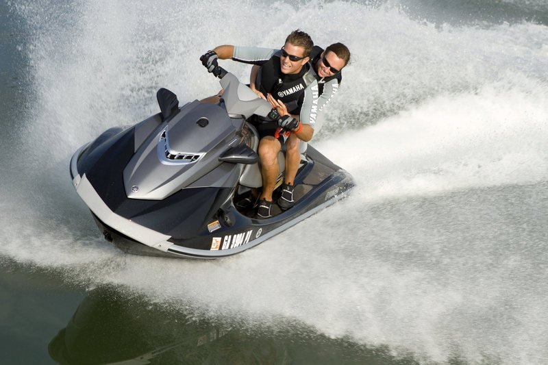 2011 Yamaha VXS WaveRunner High Resolution Exterior - image 425837