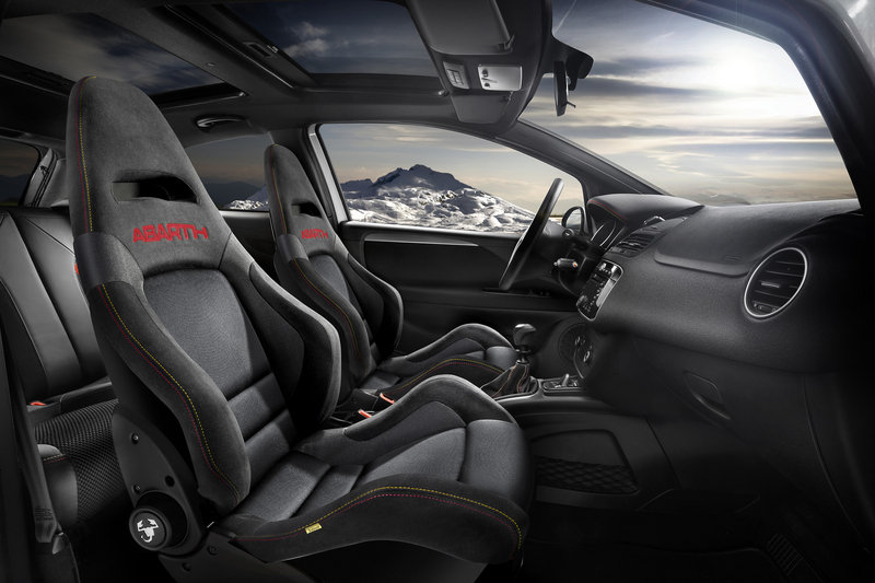 2012 Abarth Punto Scorpione Limited Edition