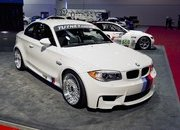 BMW 1-Series M Coupe by H&R Springs