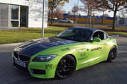 BMW Z4 by Anabolicar Magazine
