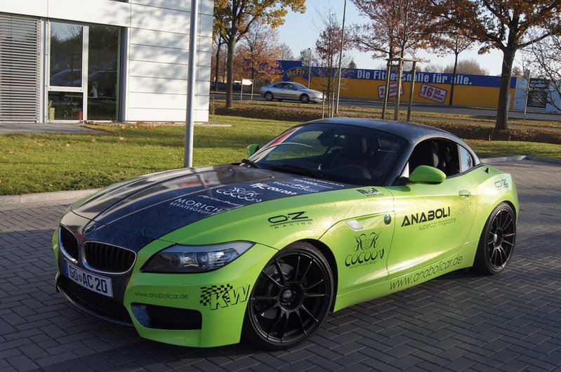 2012 BMW Z4 by Anabolicar Magazine