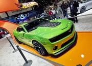 Chevrolet Camaro Hot Wheels Concept