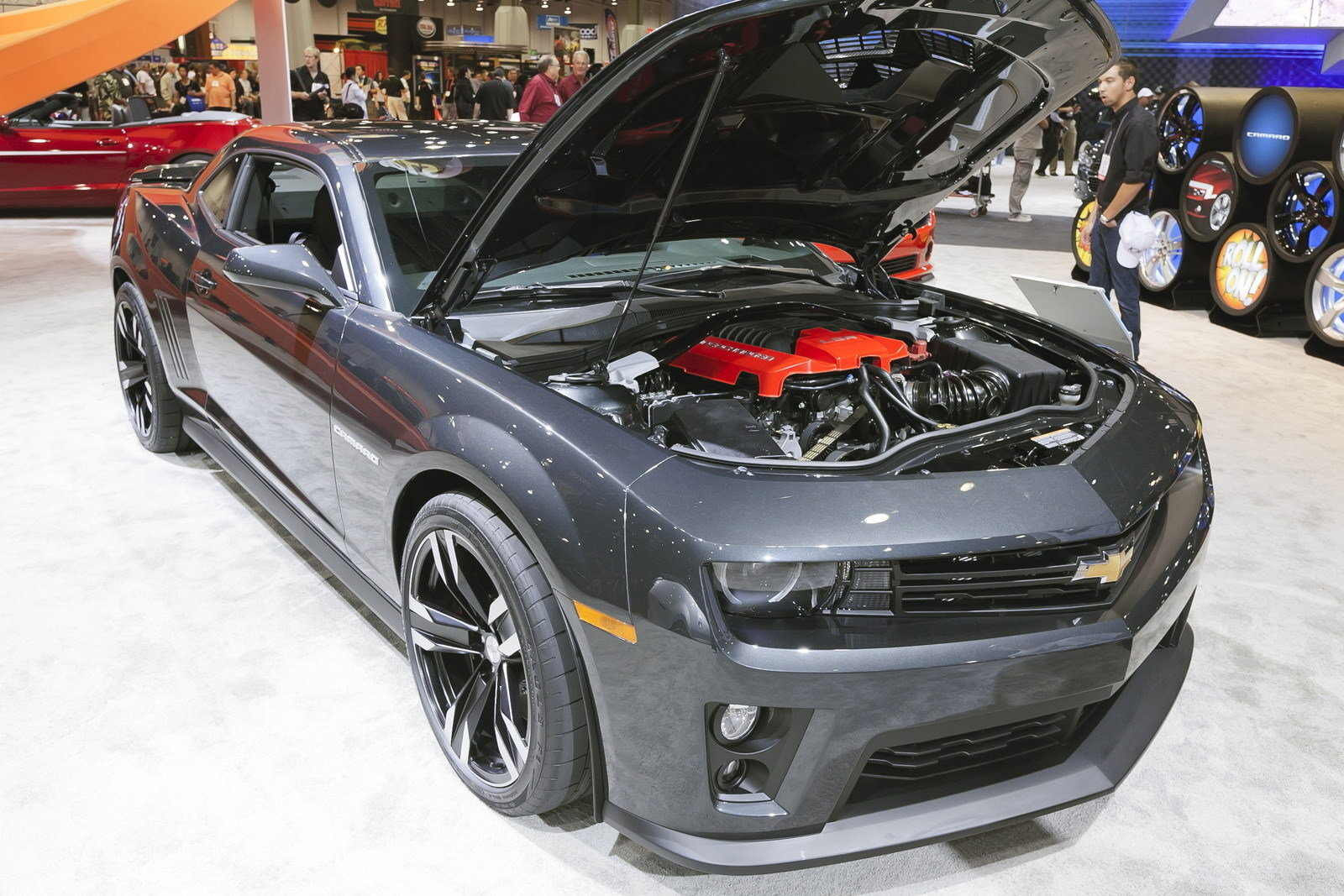 2012 Chevrolet Camaro Zl1 Carbon Edition Review Gallery