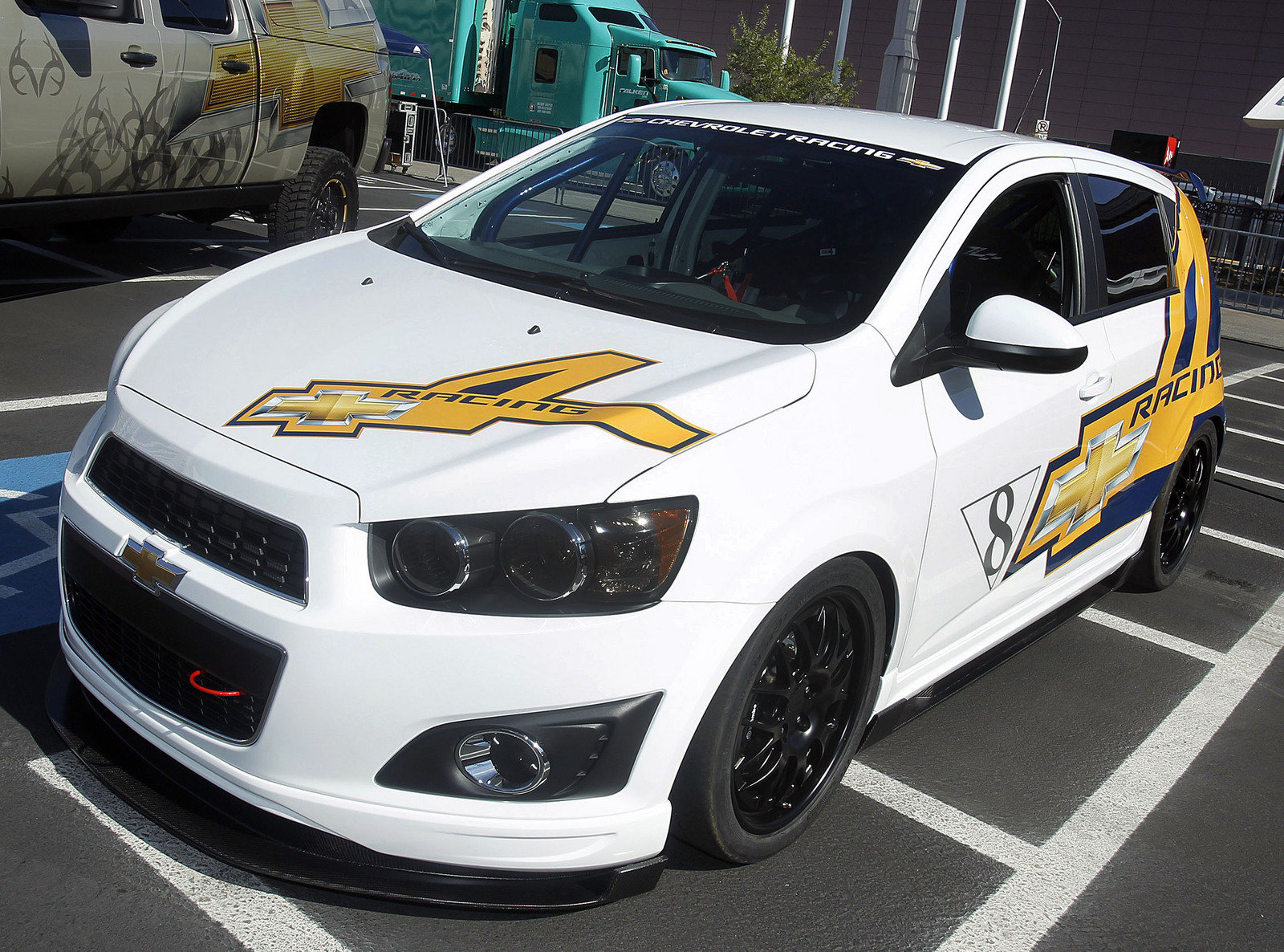 2012 Chevrolet Sonic Super 4 Concept | Top Speed