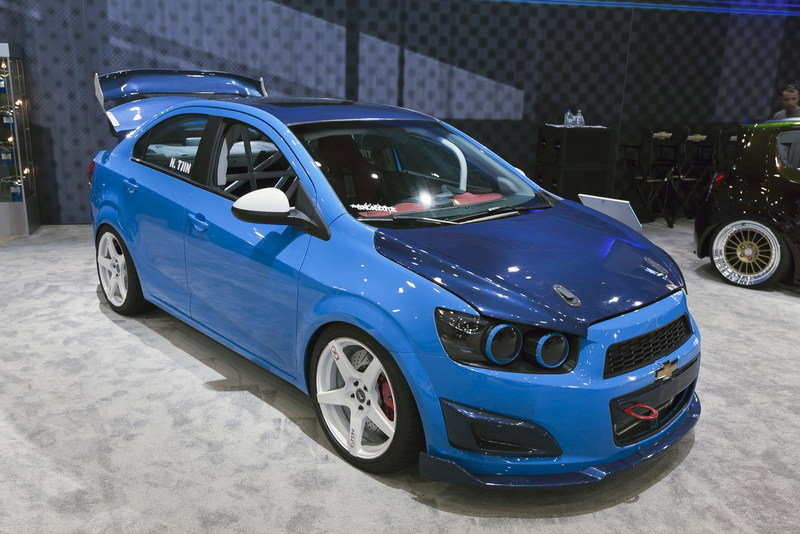 2012 Chevrolet Sonic Tjin Edition
