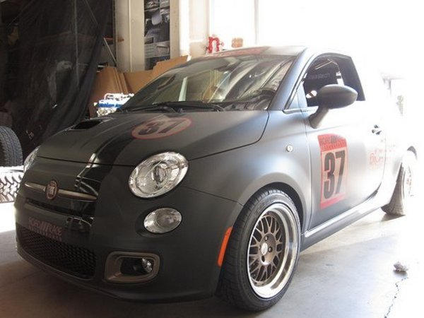 fiat 500 by road race motorsports picture