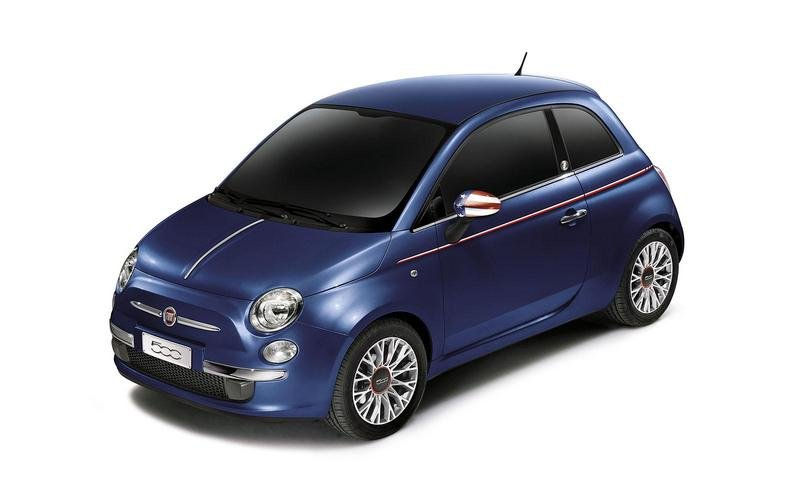 2012 Fiat 500 Nation Limited Edition