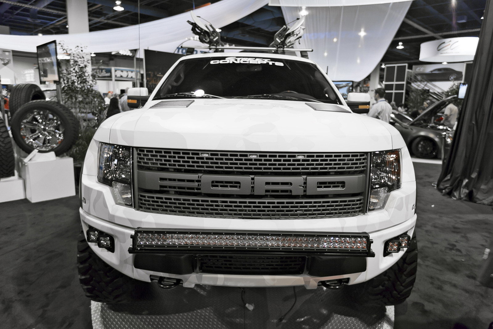 2012 ford f 150 raptor by street concepts picture 424630. Black Bedroom Furniture Sets. Home Design Ideas