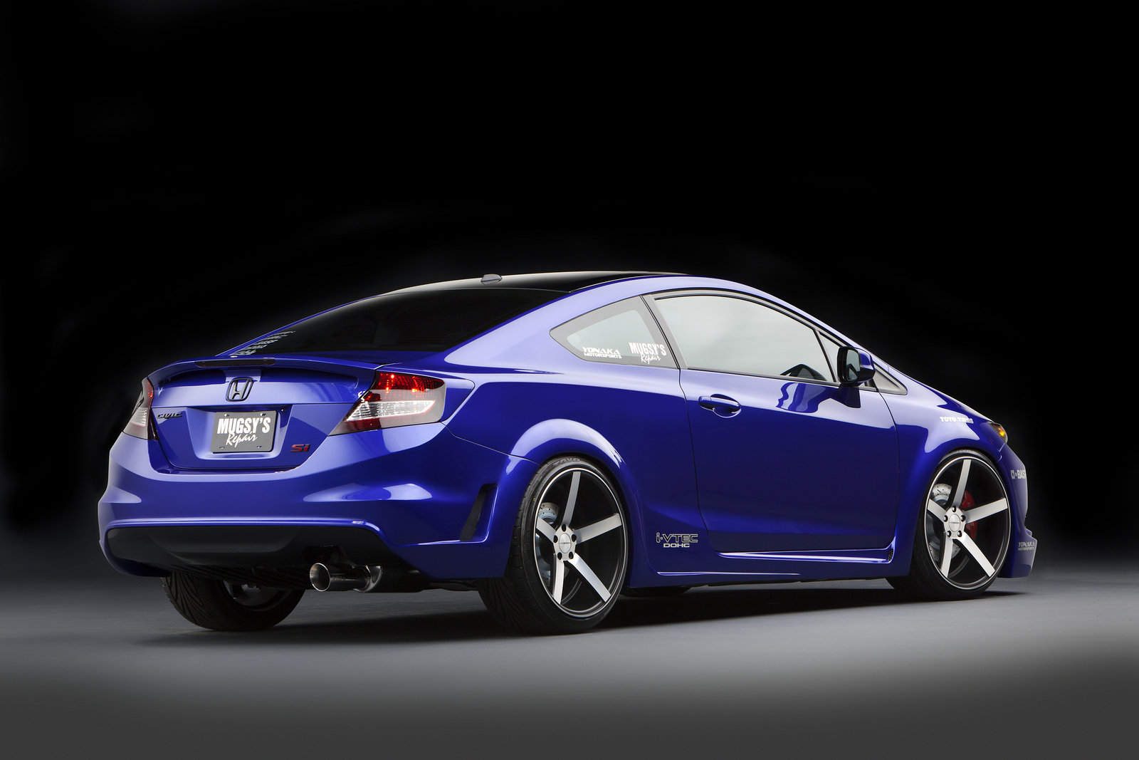 2012 Honda Civic Si Coupe Top Speed  CFA Vauban du Btiment