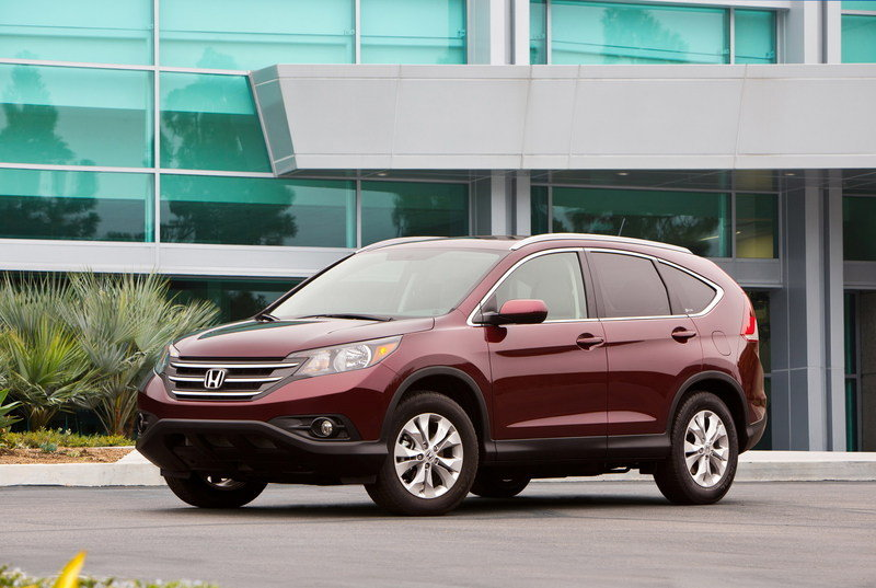 2012 Honda CR-V High Resolution Exterior - image 426837