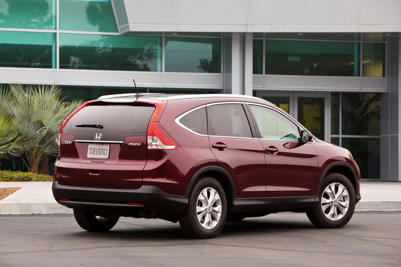 2012 Honda CR-V High Resolution Exterior - image 426838