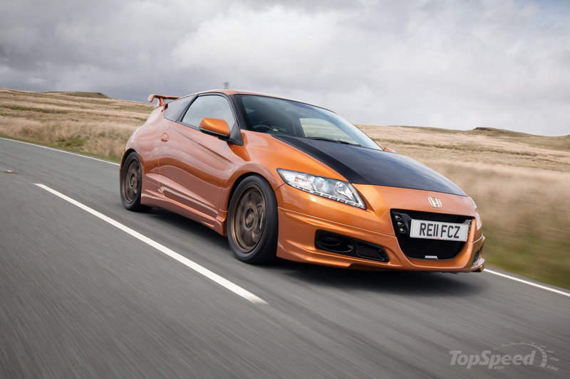 2012 Honda CR-Z by Mugen