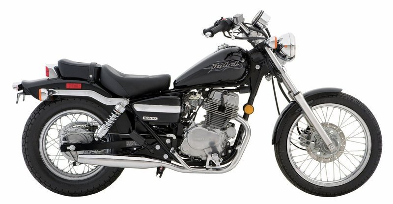 2012 Honda Rebel High Resolution Exterior - image 426950