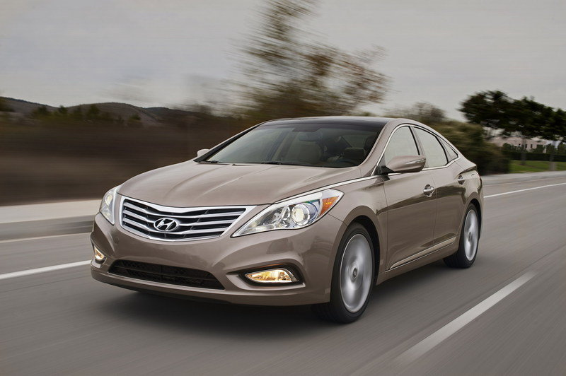 Hyundai Azera Reviews Specs  Prices  Top Speed