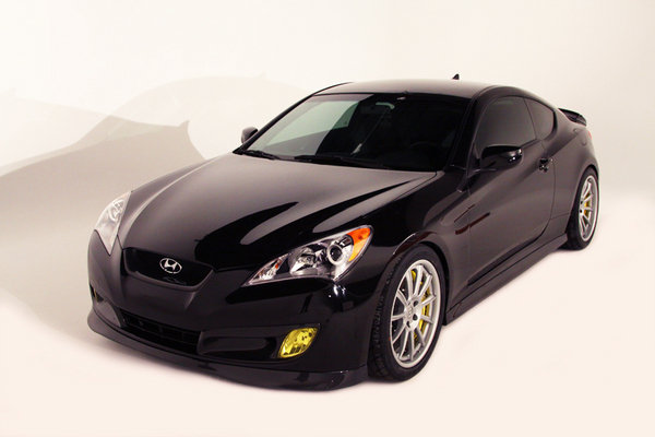 Hyundai Genesis Coupe RM500 by Rhys Millen Racing