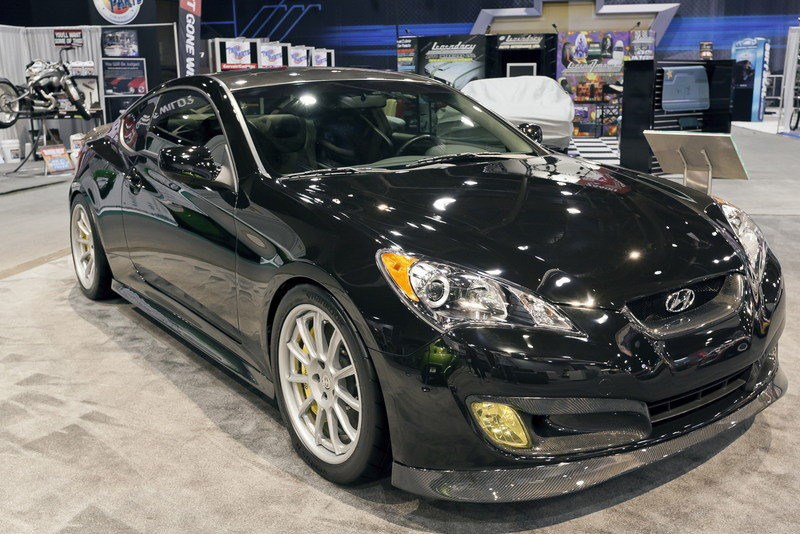 2012 Hyundai Genesis Coupe RM500 by Rhys Millen Racing