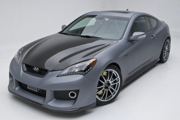2012 hyundai genesis coupe rm500 by rhys millen racing car review top speed. Black Bedroom Furniture Sets. Home Design Ideas