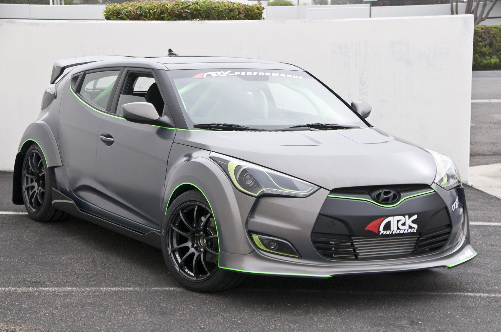 2012 Hyundai Veloster By Ark Performance Review Top Speed