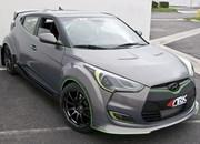 2012 Hyundai Veloster by ARK Performance - image 423205